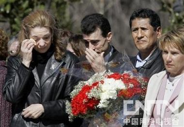西班牙纪念311恐怖袭击两周年