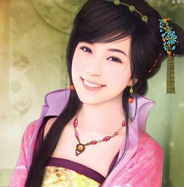 整齐均匀是中国古代美女牙齿的标准