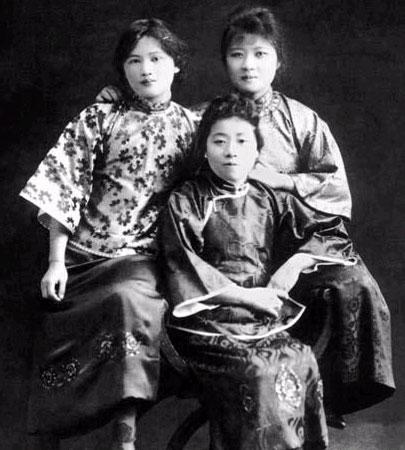 蒋介石日记中的宋氏三姐妹:宋美龄凝结浓厚母性-纪实图片