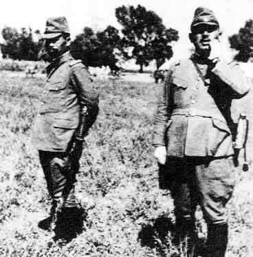 善恶自有报 77事变中殉国英雄与日方关键人物结局对比