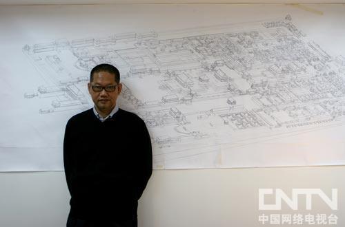 《故宫100》艺术创意总监赵广超
